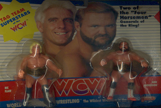 Ric Flair and Arn Anderson Tag Team
