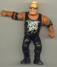 Brian Knobbs of the Nasty Boys