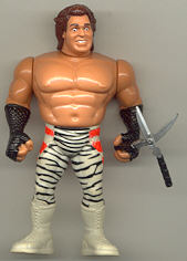 Brutus Beefcake Second
