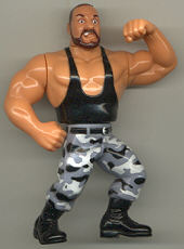 Butch of the Bushwhackers First