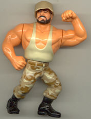 Butch of the Bushwhackers Second
