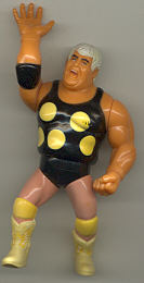 Dusty Rhodes Second
