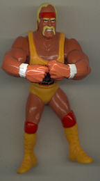 Hulk Hogan Second