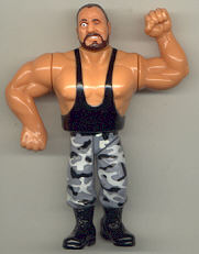 Luke of the Bushwhackers First