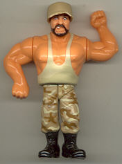 Luke of the Bushwhackers Second
