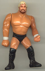 Million Dollar Man Ted DiBiase Third