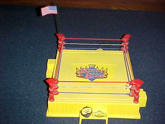 Wrestling Ring Second