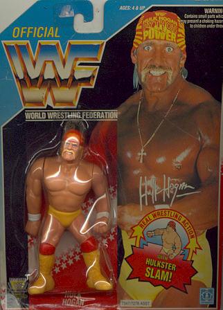 Hullk Hogan Fourth