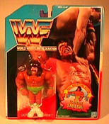 Ultimate Warrior First