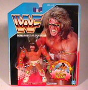 Ultimate Warrior Second