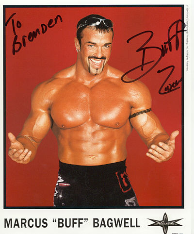 Buff Bagwell has donated autographed photos!
