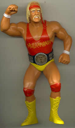 Hulk Hogan Third