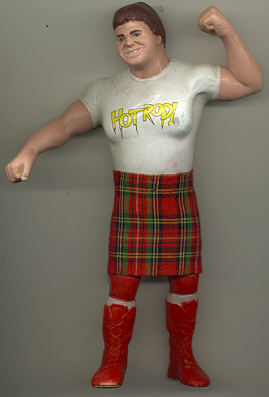 Rowdy Roddy Piper Second