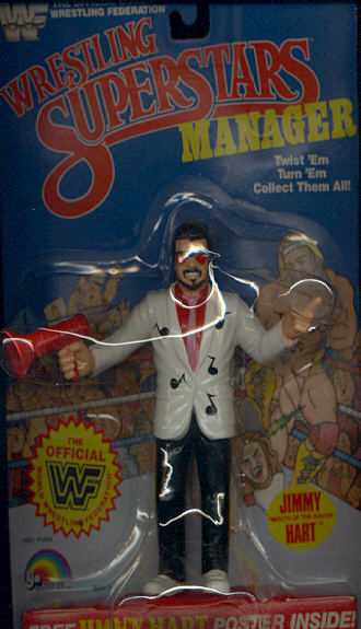 Jimmy Hart Second