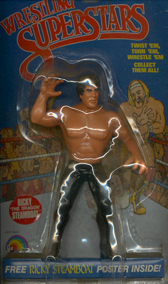 Ricky Steamboat Second