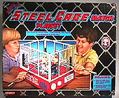 Wrestling Ring and Steel Cage